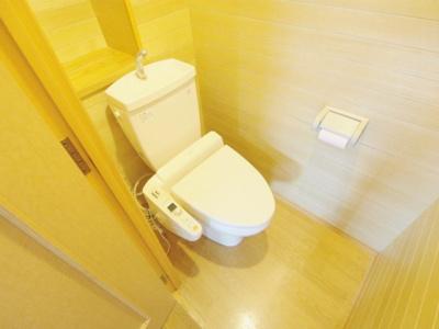 【トイレ】グリーンレジデンス