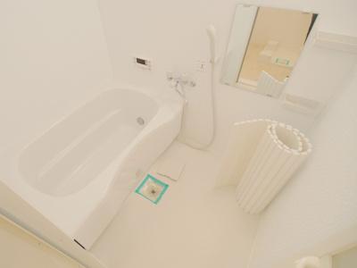 【浴室】コーラルコート