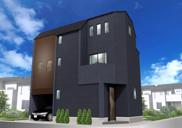 目黒区中町1丁目 建築条件付売地の画像