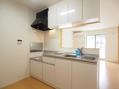 【キッチン】アベニール3番館