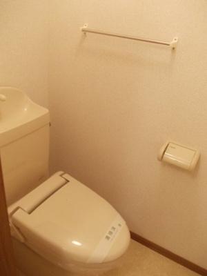 【トイレ】フォレⅢ