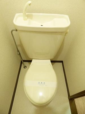 【トイレ】西遠ハイツ