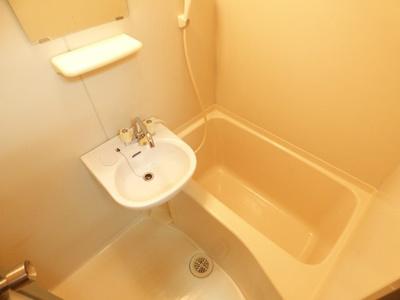 【浴室】西遠ハイツ
