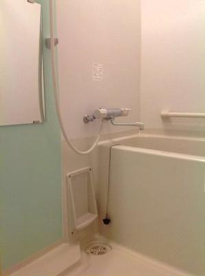 【浴室】レオネクストミモザ