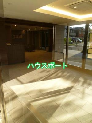 【エントランス】グランマークシティ東向日駅前