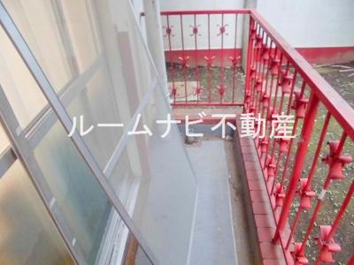 【バルコニー】高田馬場マンション