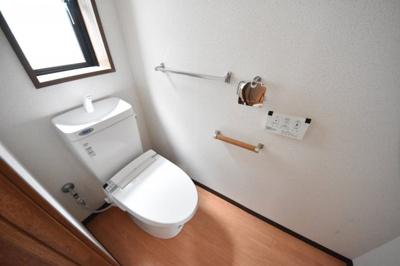 【トイレ】西宮市下大市西町戸建