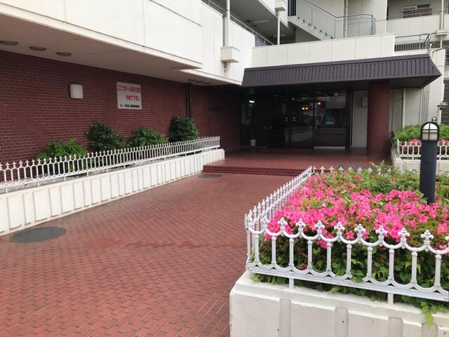 【エントランス】ストーク草加二番館