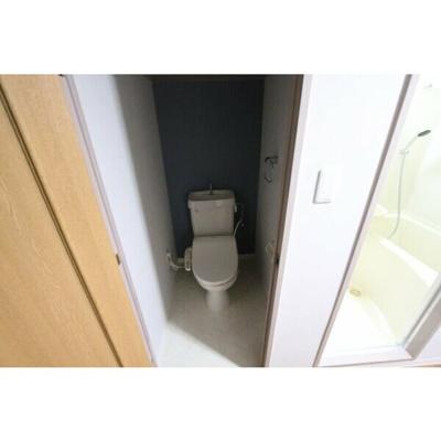 【トイレ】グランドハイツ豊山Ⅰ