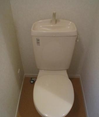 【トイレ】リバーパーク隅田1