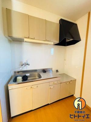 【キッチン】アンビシャスプラザ壱番館