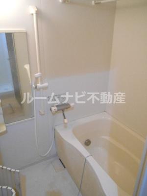【浴室】九曜新大塚マンション