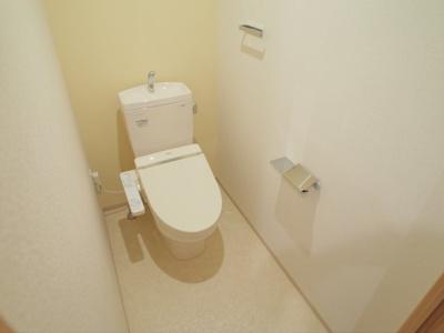 【トイレ】エーデルホーフ住吉本町