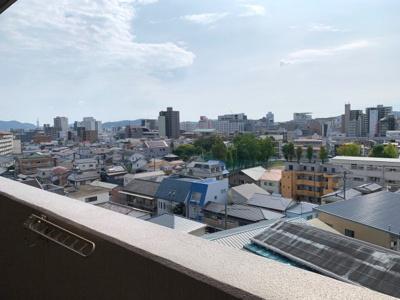 【展望】昭和町 アルファステイツ昭和町