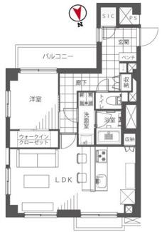 JR中央線「西荻窪」駅まで徒歩4分の便利な場所です!