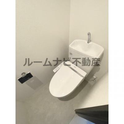 【トイレ】LEGALAND蔵前