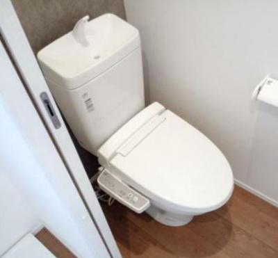 【トイレ】ドルチェ・アマーロ