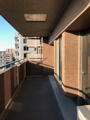【バルコニー】コスモ浅草パークフォルム