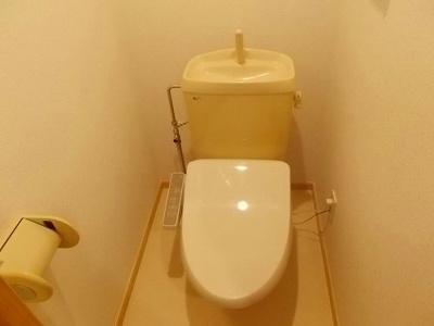 【トイレ】ラ・フェンテ