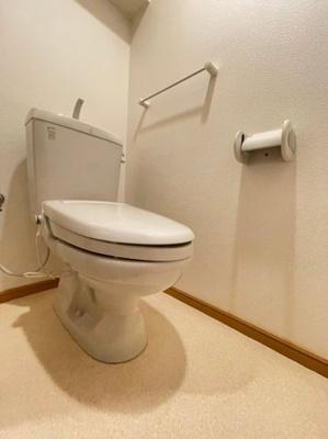 【トイレ】カレントスクエア