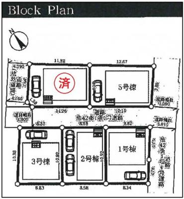 【区画図】クレイドルガーデン大津市見世 第4