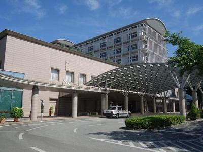 市立甲府病院まで1,514m