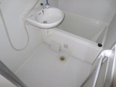 【浴室】ミタカロイヤルハイツ