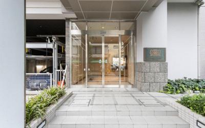【エントランス】ライオンズマンション渋谷道玄坂