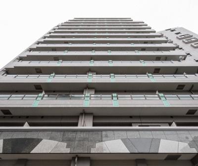 【外観】ライオンズマンション渋谷道玄坂