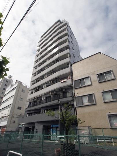 13階建て10階部分 上階には住居なし 三方角部屋 2面バルコニー 日当り・眺望・通風良好
