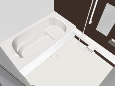 【浴室】鹿児島市中山町 戸建て