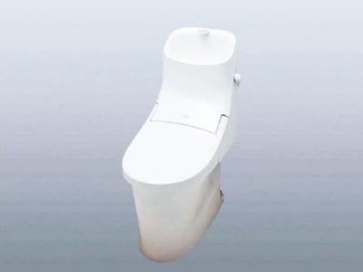 【トイレ】鹿児島市中山町 戸建て