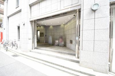 【エントランス】新神戸駅前ビル