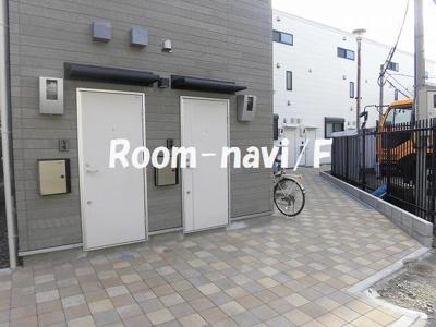 【エントランス】ROW HOUSE 王子本町