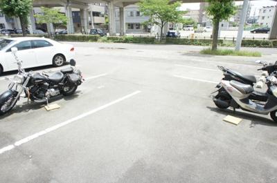 【駐車場】コーポハンター