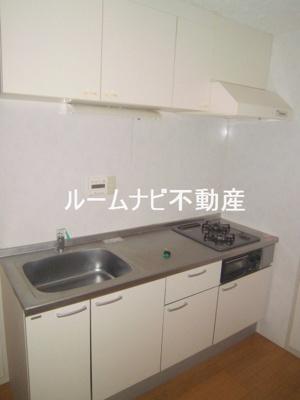 【キッチン】メゾン要町
