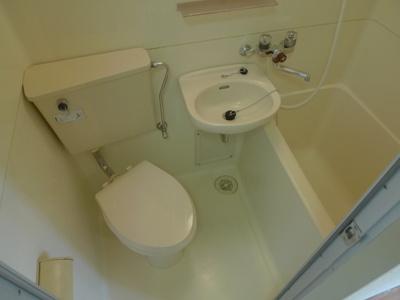 【浴室】ジョイフル中野中央