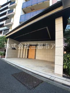 【エントランス】ディームス品川戸越Ⅱ