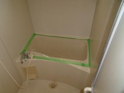 【浴室】ラ・ブランシェ西条