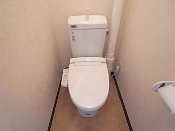 【トイレ】シャンベルタン青木Ⅱ