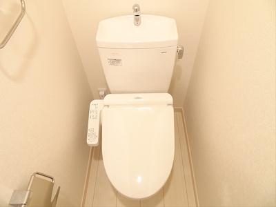【トイレ】グランクオール明大前