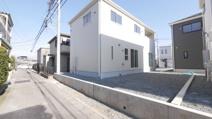甲府市伊勢新築戸建全3棟1号棟 耐震等級3等級の画像