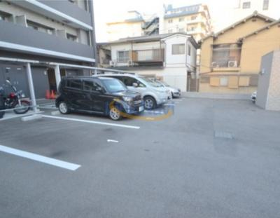 【駐車場】エスプレイス新大阪サウスゲート