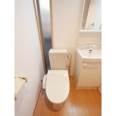 【トイレ】ボナール蓮沼