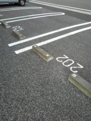 【駐車場】リバ-グレイス