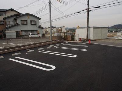 【駐車場】カーサ・ヴィラジオⅡ
