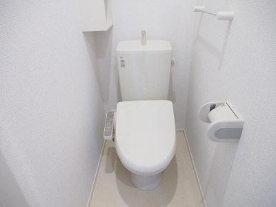 【トイレ】カーサ・ヴィラジオⅡ