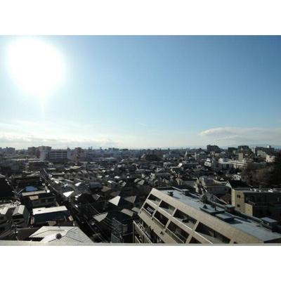 【展望】プレール・ドゥーク板橋本町Ⅱ