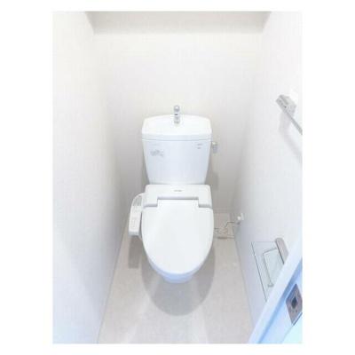 【トイレ】AXAS XEBEC板橋EAST~アクサスジーベック板橋イースト~