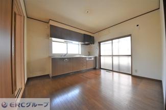 【キッチン】北舞子戸建